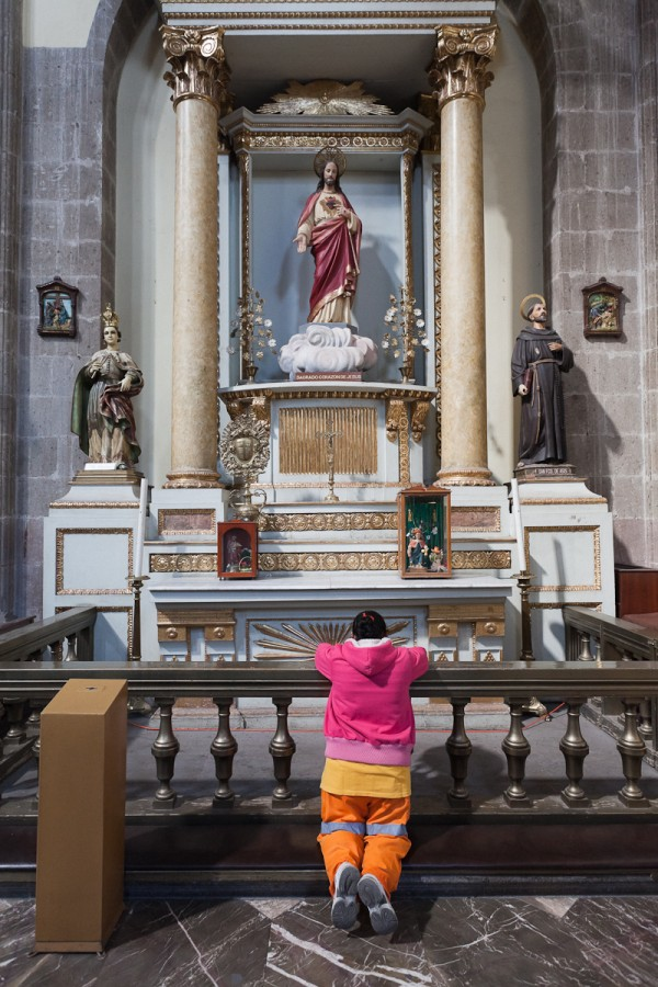 Sagrario de la Catedral Metropolitana de la Ciudad de México, Ciudad de México.